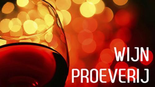 Proef wijn voor het Jacobshospice!